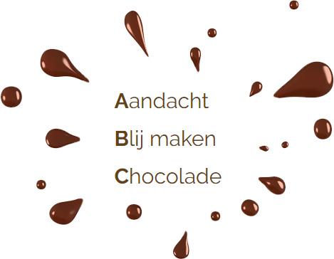 Aandacht, Blij maken, Chocolade